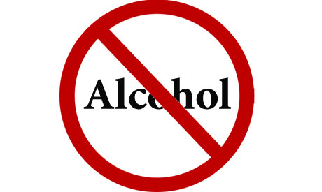 banned alcohol