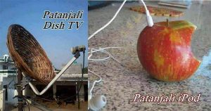 patanjali funny product