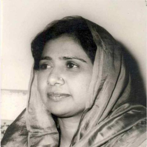 mayawati young