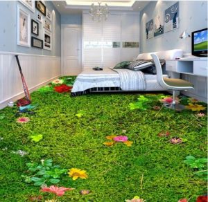 nature tiles for bedroom